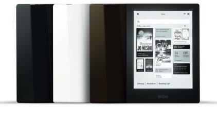 Kobo Forma: The Ultimate E-Reader for Digital Reading Geeks - GeekDad