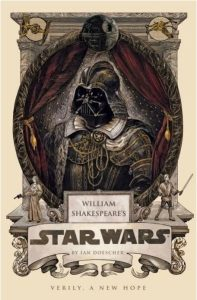 Shakespeare Star Wars Cover