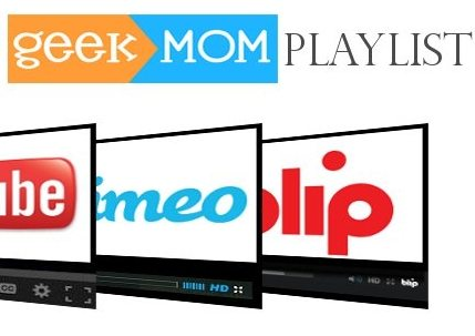 GeekMom Video Playlist