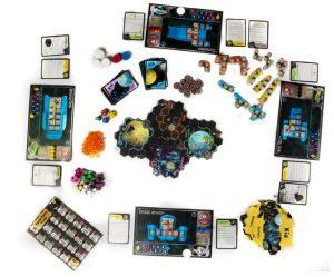 Xia Boardgame