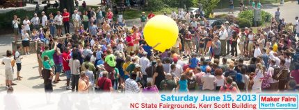 Don't Miss Maker Faire: NC This Weekend