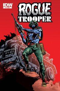 Rouge Trooper, coming in 2014