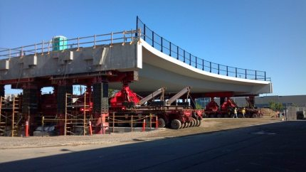 A New Bridge in Three Days? You Just Watch.