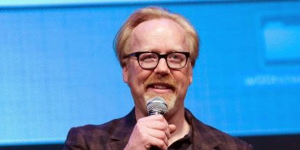 Happy Birthday, Adam Savage!