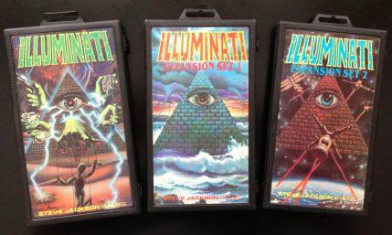 '80s Gaming Flashback — Illuminati