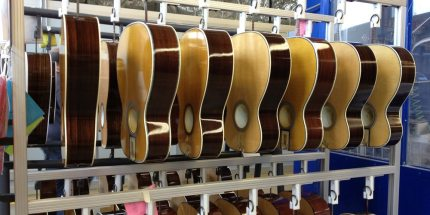 Have Geeklets, Will Travel: Martin Guitars Factory