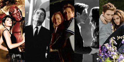 Five Favorite Geeky Romantic Moments