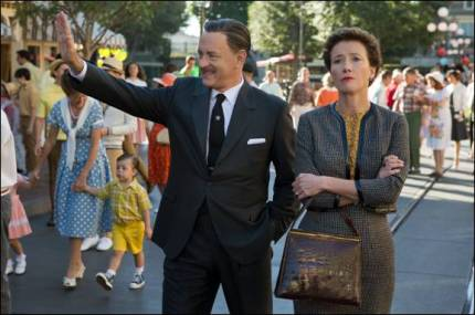 First Trailer for Disney's Saving Mr. Banks