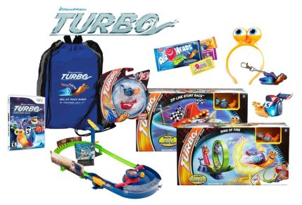 Win a Turbo Prize Package!