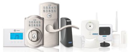 DIY Home Security with Schlage and Nexia