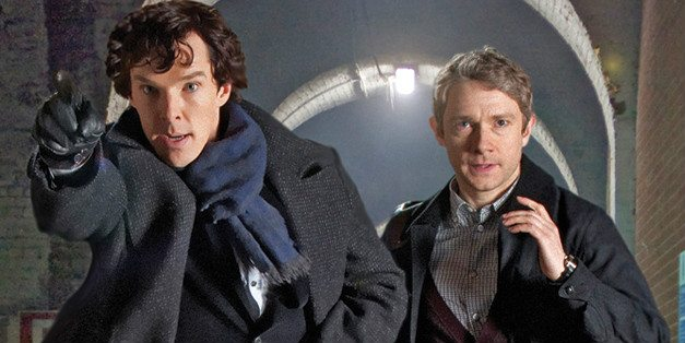 The Sherlock Files: An Outstanding Scrapbook-Style Reference For Fans