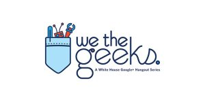 We the Geeks logo