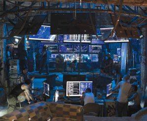 Spyder Control Room