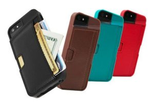 Qcard Case for iPhone or Galaxy s4 from CM4