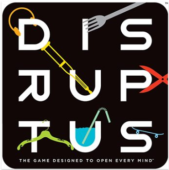 Disruptus from Funnybone Toys — Creativity-Boosting Game Not Just for Adults