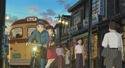 From Up on Poppy Hill: A Labor of Love for Miyazaki Father and Son