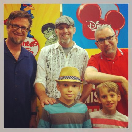Behind the Scenes With Phineas and Ferb: Mission Marvel