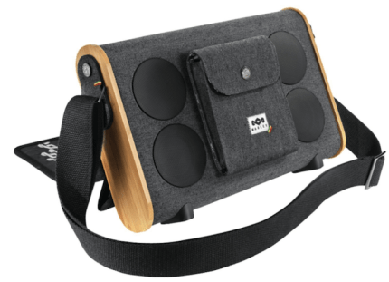 GeekDad Review: House of Marley Roots Rock Bluetooth Portable Audio System