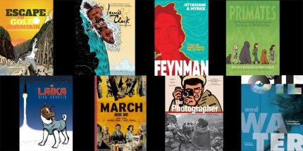 Serious Comics, Part 7: Making History