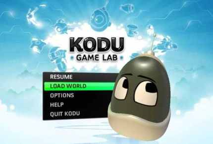 Kids Program Video Games With Kodu for Kids