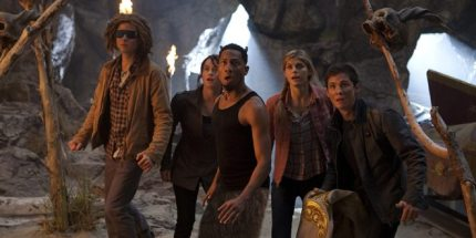 Diving Into Percy Jackson: Sea of Monsters