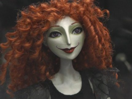Forget American Girl Dolls — Geeks Want a Scary Godmother Doll!