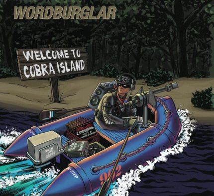 Wordburglar Welcomes You to Cobra Island