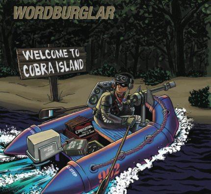Wordburglar Welcomes You to Cobra Island