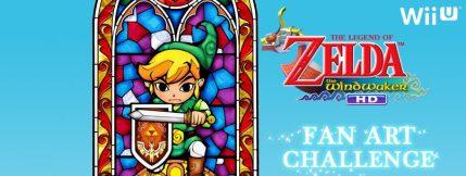 Nintendo Wants Your Zelda Fan Art