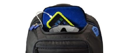 The Tylt Energi+ Backpack Charges Gadgets in Style