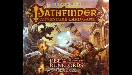 Delving Into the Pathfinder Adventure Card Game - GeekDad