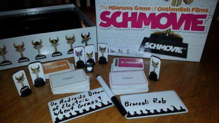 Schmovie Giveaway