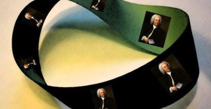 Bach's Mobius Strip