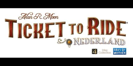 Days of Wonder Announces Ticket to Ride Nederland