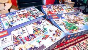 Winter Village Lego Series