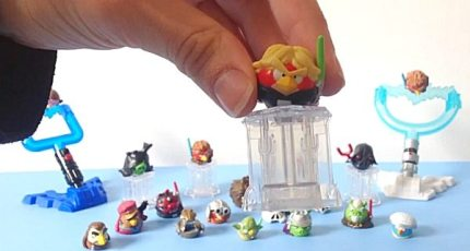 Review: Angry Birds Star Wars II Telepods Have Skylanders Ambitions