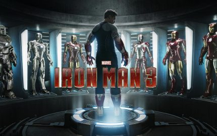 Iron Man 3 Released Today on Blu-ray & DVD