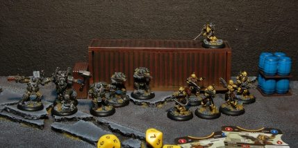 MERCS: The Miniature Skirmish Game I Can Play During My Lunch Hour