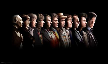 Eleven Doctors, All In A Row
