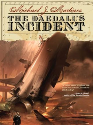 A Little Alchemy With Your Hard Sci-Fi?  The Daedalus Incident
