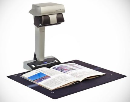 Review: The Fujitsu ScanSnap SV600 Overhead Scanner