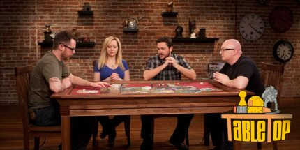 TableTop Returns From Hiatus With Shadows Over Camelot