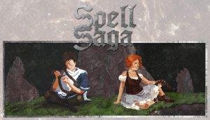 Spell Saga Title