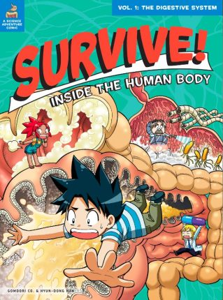 Can You Survive Inside the Human Body?