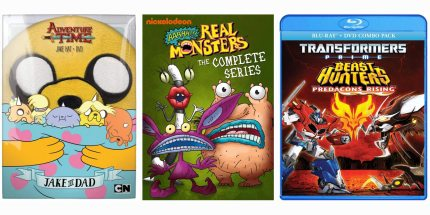 Magic, Monsters and Predacons: A Halloween DVD Viewing Guide