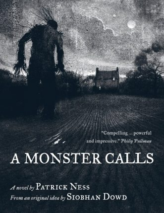 'A Monster Calls' by Patrick Ness and Siobhan Dowd