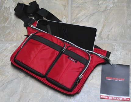 GeekDad Review: Nomadic WD-37 Wise-Walker Waist Pouch