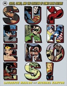 Superheroes book