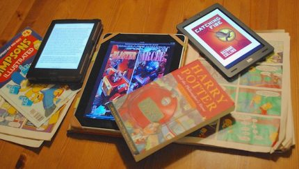 E-Reader, Tablet or Paper: How Are Your Kids Reading These Days?