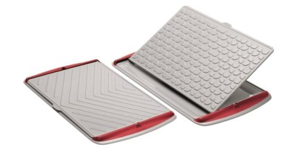 Food Safety Rules Supreme With the Tovolo Clean Flip BBQ Tray